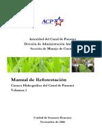 Manual de Reforestacion