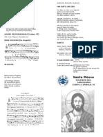 canti per la messa - Corpus Christi