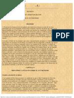Decreto Conciliar - Unitatis Redintegratio - Sobre El Ecumenismo - Concilio Vaticano II