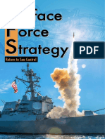 U.S. Navy Surface Force Strategy