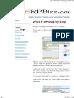 SAP Work Flow Step by Step