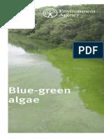 Env Agency Lake Algae