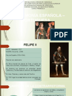 Hegemonia Española-portuguesa Completa