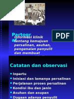 10. Partograf