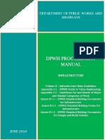 DPWH Procurement Manual - Volume II