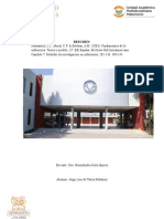 Resumen Capitulo 7 Metodos de Investigacion - Jorge de Tavira