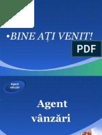 Agent Vanzari