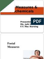 PPT on Fetal Measure