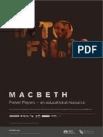 Macbeth Final 26.10.15