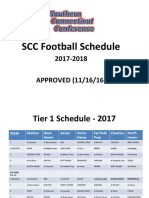 SCC Football 2017 Schedule - APPROVED