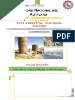 Principales Formaciones de La Region Puno (Autoguardado)