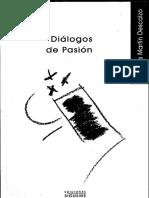 Dialogos de Pasión - José Luis Martín Descalzo