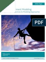 IFRS 9 Impairment Modeling Whitepaper