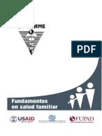 Fundamentos en Salud Familiar (ASCOFAME. 2008)
