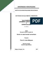 Salud mental, Urdimbre constitutiva y espiritualidad - Tirso H. Limon Marquez.pdf