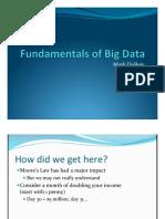 Wow Aug July 2013 Big Data