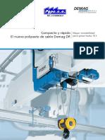 Catálogo Pgpc c.a - Puente Grúa