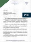 Letter to Parole Board Regarding Judith Clark