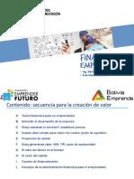 Finanzas Para Emprendores PLEI 2016