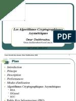 2015 08 20 Algorithmes Cryptographiques Asymetriques