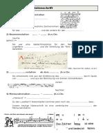 Geschichte Der Notenschrift