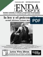 55. La Ley y El Psicoanálisis