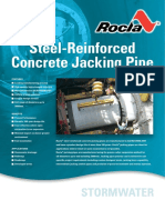 Rocla Jacking Pipe Brochure