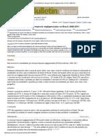 A Mortalidade Por Doenças Tropicais Negligenciadas No Brasil, 2000-2011