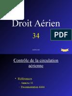 DA34 Controle de La Circulation Aerienne