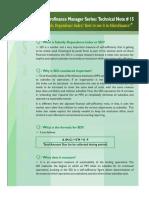 SUbsidy Dependance Index