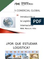 I.- Introducción a la LogÃ-stica Internacional (1)