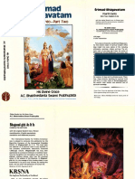 Srimad-Bhagavatam Forth Canto Volume 2