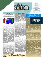 """06-27-2010 Boletín Semanal """"El Conquistador"""", una producción de LA CASA DE TODOS"""