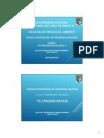 CP 01 Filtracion Rapida