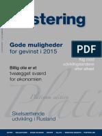 Sydbank - Investering 2015-01