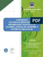 Vectores de Importancia en Enfermedades Tropicales en Col