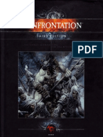 Confrontation 3rd Ed - Rulebook (Rackham)
