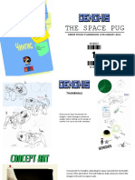 Space Pug Presentation 12th Jan