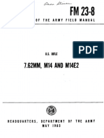 FM 23-8 - Rifle 7.62mm, M14 and M14E2 1965 x4