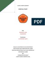 Cover Edema Paru
