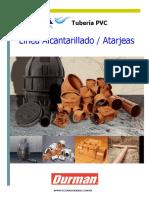 Accesorios de Pvc Linea de Alcantarillado y Atarjeas de Marca Durman