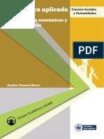 Estadística Aplicada a las Ciencias Económicas y Administrativas-Bravo