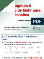 PUC - REMA I - 07 - Círculo de Mohr Para Tensões- Hibbeler