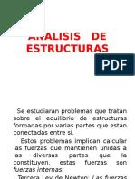 5. Analisis de Estructuras
