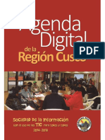 Agenda Digital Region Cusco