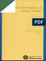 Torres y Jimenez, Comp. La Practica Investigativa en Ciencias Sociales