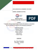 Informe Final de Emprendimiento