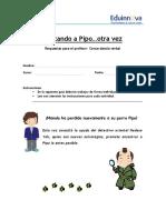 02b Hoja de Trabajo - Concordancia Verbal- Respuestas Para El Profesor PDF