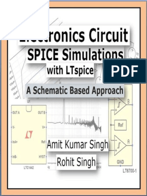 Electronics Circuit SPICE Simulations With LTspice - Amit