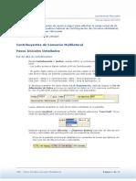 LME - Pasos Iniciales Convenio Multilateral